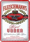 Fleischmann Vodka Royal 80@